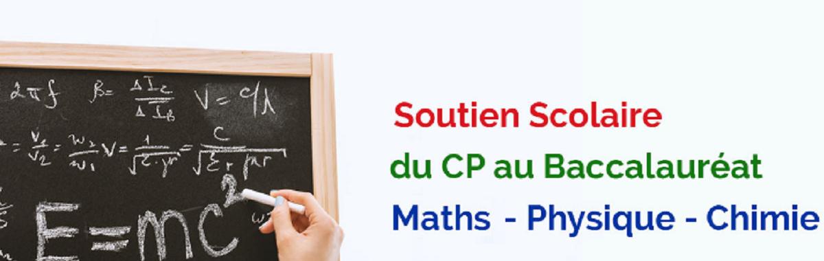 Cours particuliers de maths, physique par un professeur – leçon